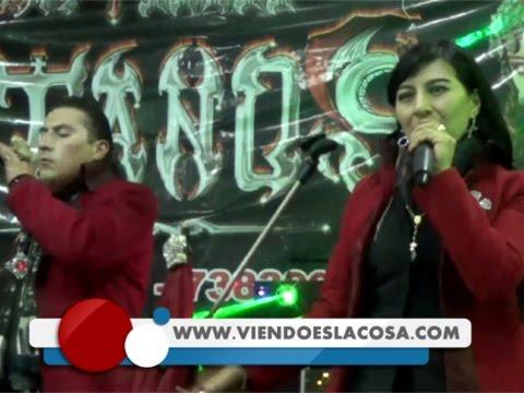 Cumbia de Hoy - luz tamara gitanos  una cerveza rfaga  en vivo  wwwviendoeslacosacom  cumbia 2015