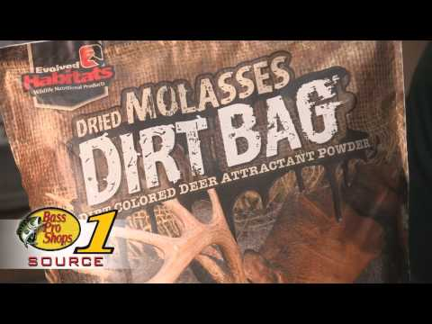 2014 SHOT Show: Evolved Habitats Dirt Bag Deer Attractant