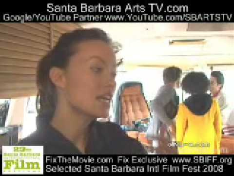 Olivia Wilde Interview At The Santa Barbara International Film Festival - 2008 January, 27 - Part 1 Video