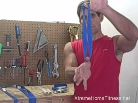 DIY Suspension Training System
