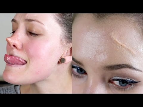 Creating Noses and Scars with... Nose and Scar Wax