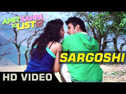 Sargoshi Official Video   Amit Sahni Ki List   Vir Das Vega...