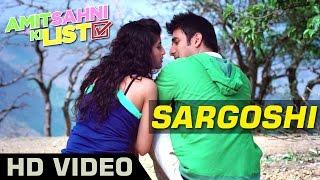 Sargoshi Video Song