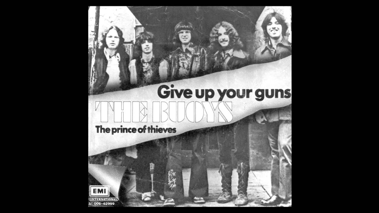 Buoys, The - Give Up Your Guns