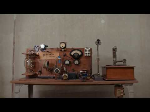 The Birth of Radio Broadcasting (Part 3): Hanso Idzerda's PCGG Radio Transmitter. How does it work?