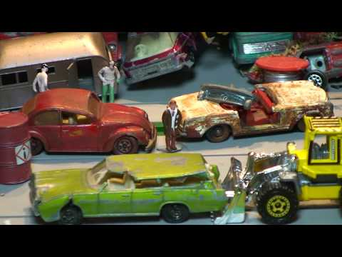 ScrapToy Cars Made Good ~ Toy Car Junkyard - coche de juguete