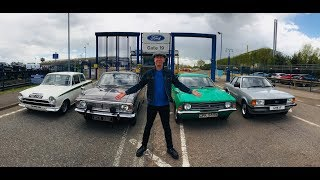 Gareth Jones: The Ford Cortina and Me