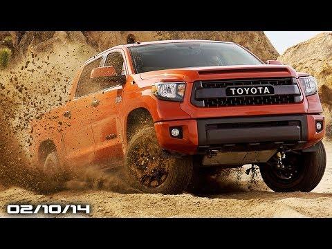 Toyota TRD Pro Trucks, Kia Soul EV, Aston Martin Recall, Hyundai Veloster RE:FLEX, & CoW!