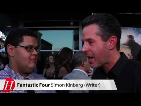 FANTASTIC FOUR Interview: Simon Kinberg (Writer, Producer)