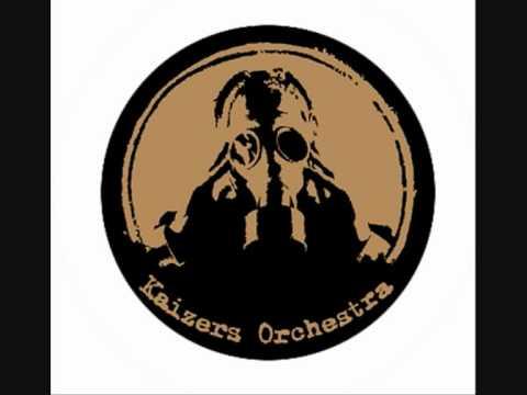 Kaizers Orchestra - Dekk Bord