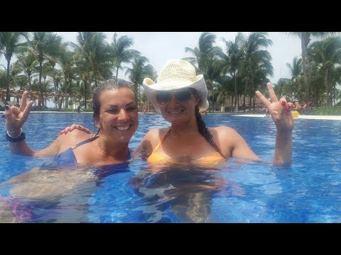 Family Vacation - Riviera Maya - Barcelo Maya Colonial - 2017