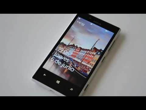 Nokia Lumia 720. análisis en Español