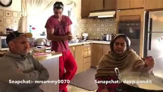 """🤝 """"ਰਿਸ਼ਤੇ"""" 🤝   Mr Sammy Naz   Pardeep Sharma   Tayi Surinder Kaur"""
