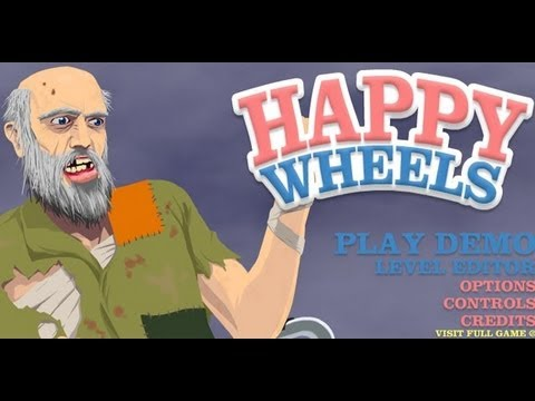   !!| HAPPY WHEELS #14