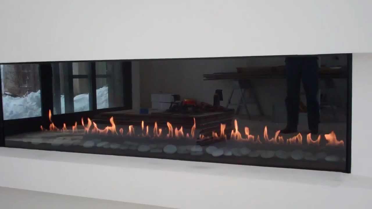 R 620 Residential Series 72 Quot Linear Fireplace Montigo