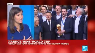 World Cup 2018: I will survive becomes French football anthem once again