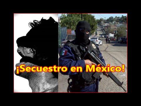 Datos del Secuestro en México. El 20% de la población carcelaria son secuestradores.