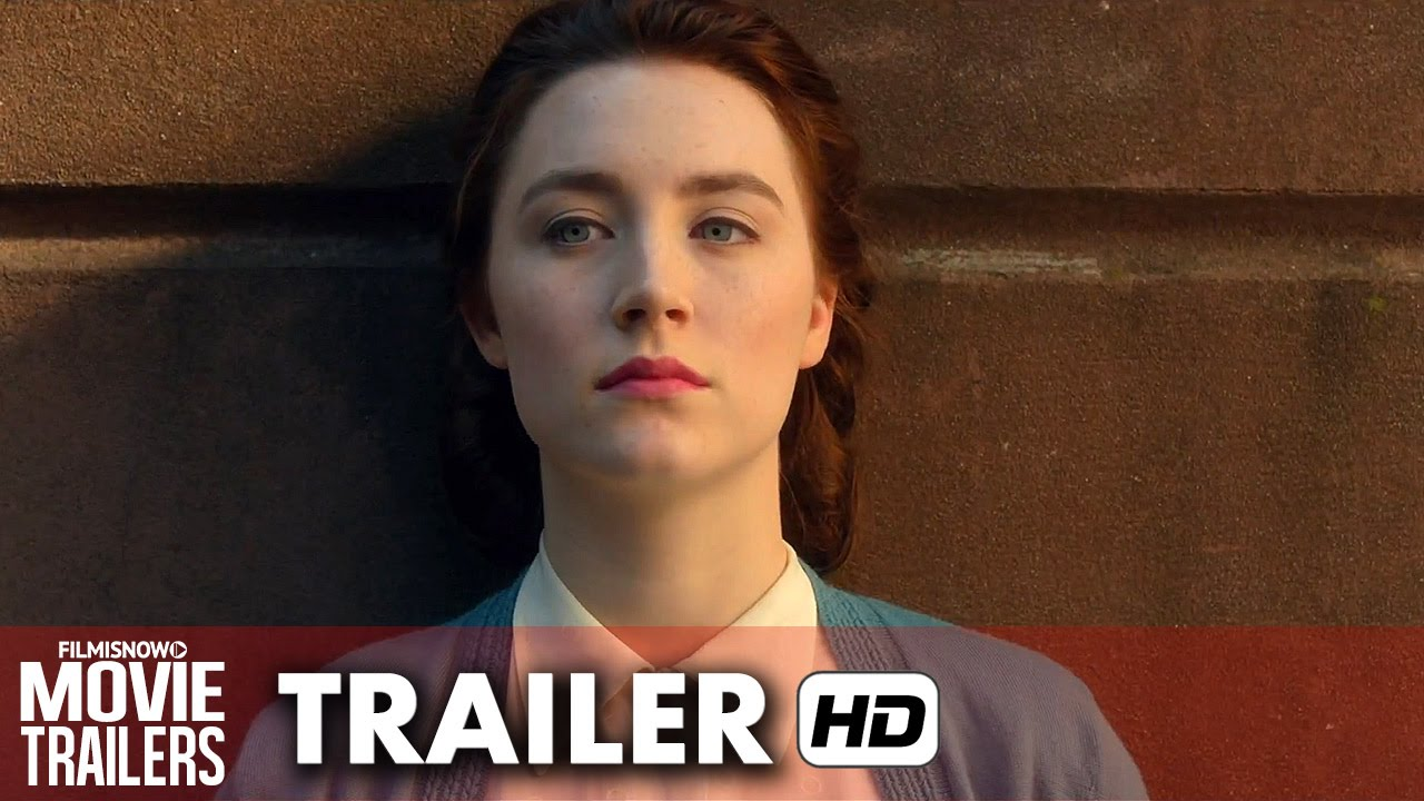 Brooklyn Official Movie Trailer 2 (2015) - Saoirse Ronan [HD]