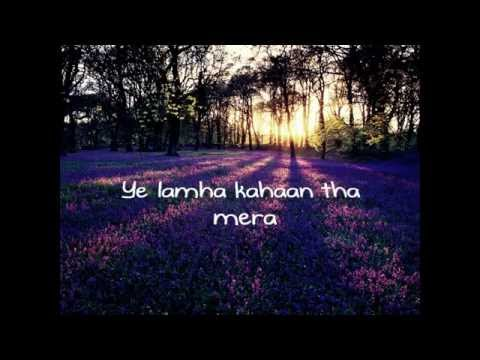 Abhi Mujh Mein Kahin Lyrics With Transalation.flv video