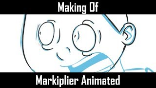 Making Of - *Markiplier Animated - 1 Million Subscriber Special*