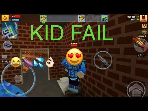 i need a gf .annoying kid got trolled must watch! block city wars