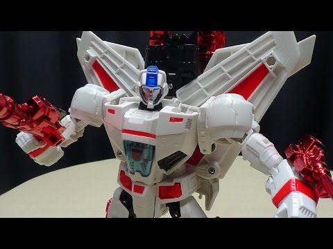 Generations Leader JETFIRE: EmGo's Transformers Reviews N' Stuff