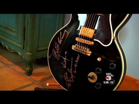 Dockside Studio remembers blues icon B.B. King