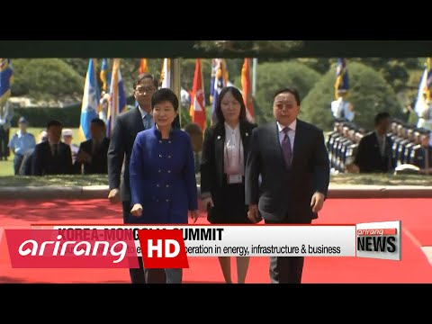 President Park to embark on five-day trip to Mongolia next week