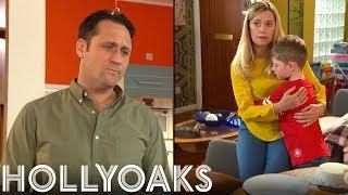 Hollyoaks: Tony Leaves