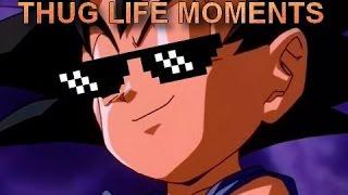 Dragon Ball thug life moments