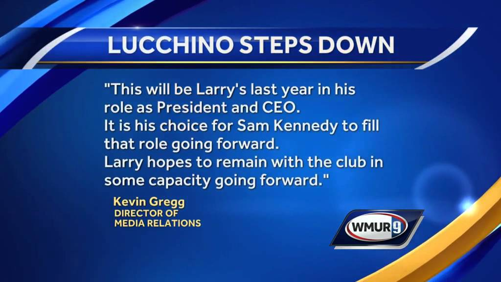 Larry Lucchino Will Step Down As President and CEO of Red Sox