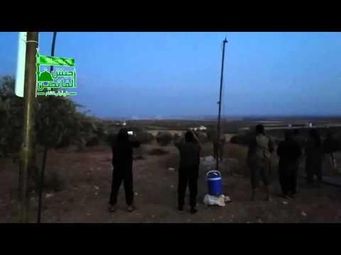 Кадры новое оружие русских система Торнадо в Сирии.