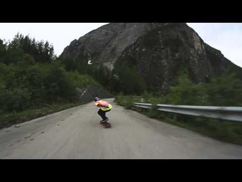 Original Skateboards Vecter 37 Raw Run with Aleix Gallimo