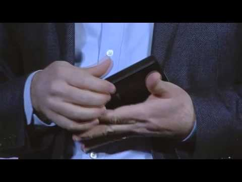 Samsung Youm Flexible OLED Display Screen Technology - Brian Berkeley