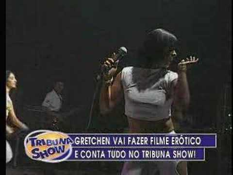 Gretchen Fala Sobre Seu Filme Pornô (14 09 2006) video