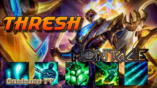 Thresh Montage #1 2020 - Best Thresh Plays Compilation S10 - League of Legends