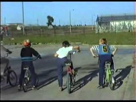 Żużel W Różankach Rok 1990 Last :)