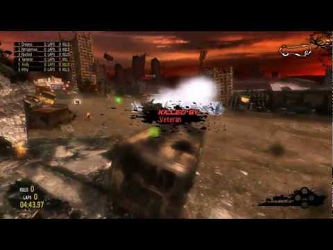 PAM : Post Apocalyptic Mayhem na GTX 580 - Gameplay 1080p