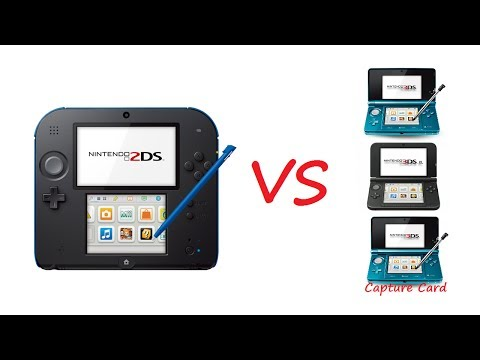review comparison nintendo 2ds vs 3ds xl ll system console games portable screen brightness. Black Bedroom Furniture Sets. Home Design Ideas