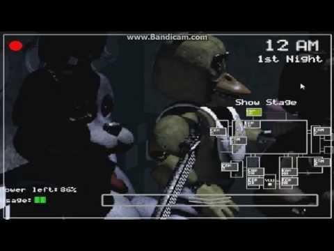 Скачать игру ФНаФ Overnight 3Д не через торрент