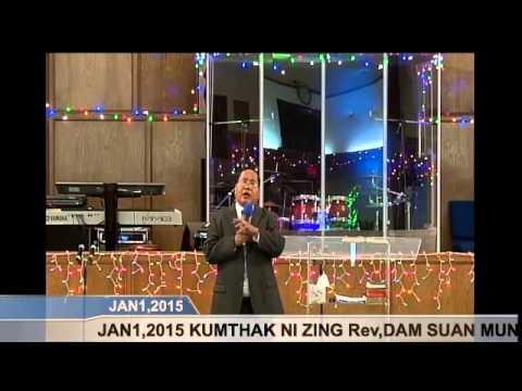 [FGATulsa]#1119#Jan 1,2015 New Year Service (Pastor Mung Tawng)