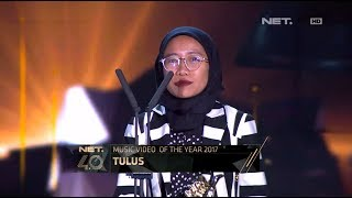 Music Video of the Year Indonesian Choice Awards 2017 Tulus Monokrom