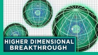 A Breakthrough in Higher Dimensional Spheres | Infinite Series | PBS Digital Studios