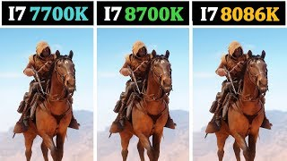 3866Mhz+ 7700K vs 3600Mhz+ 8700K vs 3000Mhz+ 8086K | Tested 15 Games |