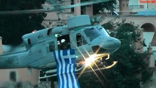 Kavala AirSea Show 2014:Hellenic Navy Aviation AB-212 (1st Day)
