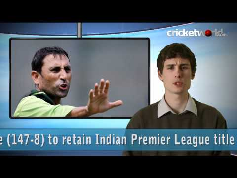 Cricket World TV - In And Out - 31st May 2011