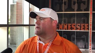 Chad Clifton: 'Vol nation' better for having Phillip Fulmer involved