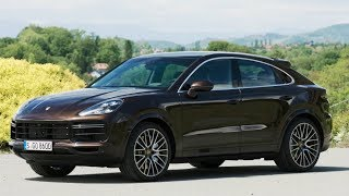2020 Porsche Cayenne Coupe Turbo  SUV Unveiled