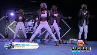 DANCE OFF UGANDA WEEK1 - KAMPALA CREW (Safe from elimination)