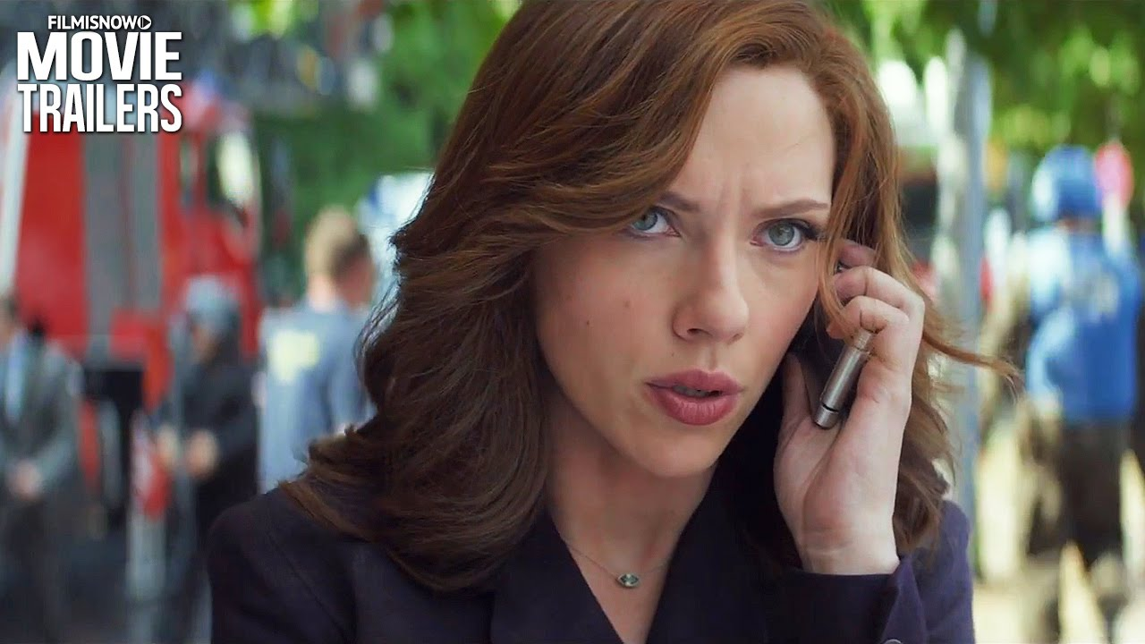 Captain America: Civil War Heroines Spotlighted In NEW Featurette [HD]